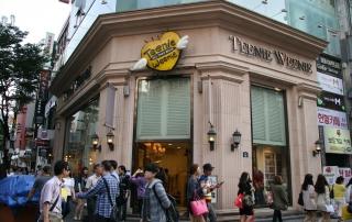 Teenie_Weenie_store_Myeong-dong