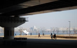 한강공원 | Han River Park