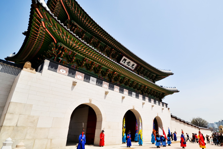서울 - 광화문