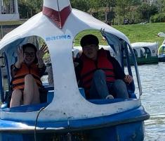 한강공원 엑티비티 체험